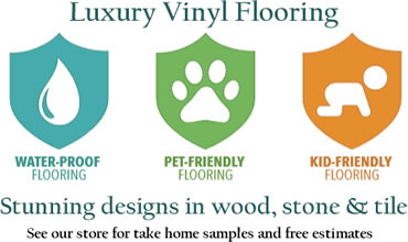 COREtec Waterproof Luxury Vinyl Flooring